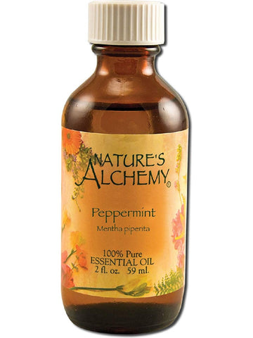 Nature's Alchemy, Peppermint Essential Oil, 2 oz