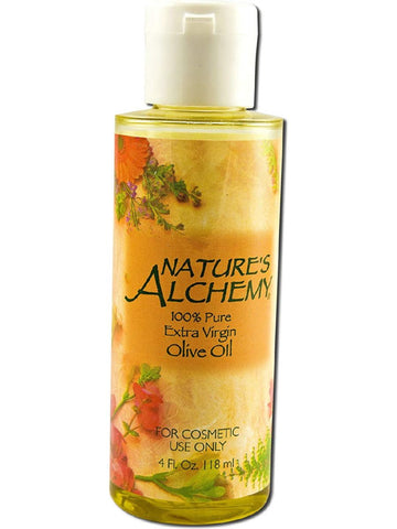 Nature's Alchemy, Olive Extra Virgin Carrier Oil, 4 oz