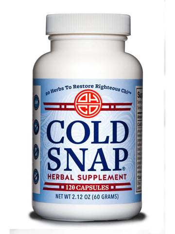 Cold Snap, 120 caps, Oriental Herb