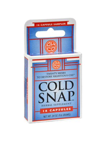 Cold Snap, 16 caps, Oriental Herb