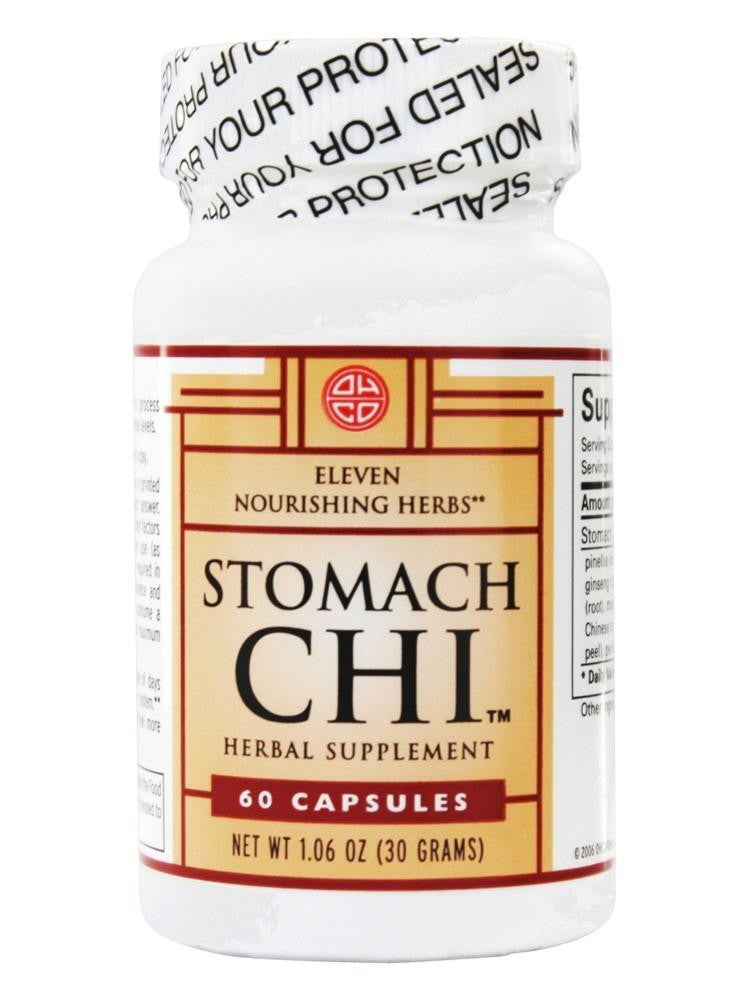 Stomach Chi, 60 caps, Oriental Herb