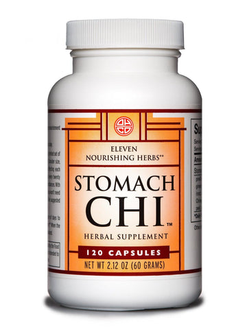 Stomach Chi, 120 caps, Oriental Herb