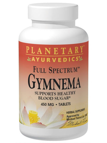 Planetary Ayurvedics, Gymnema Full Spectrum 450mg, 120 ct