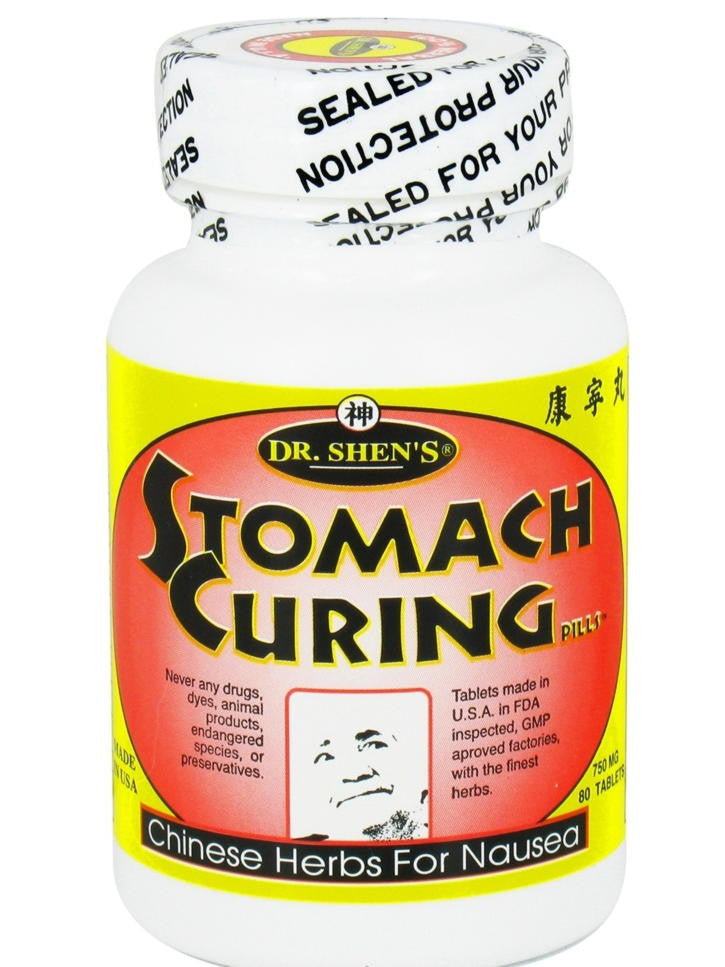 Stomach Curing Formula, 80 ct, Dr. Shen's