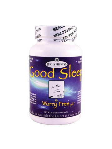 Good Sleep & Worry Free, 150 ct, Dr. Shen's