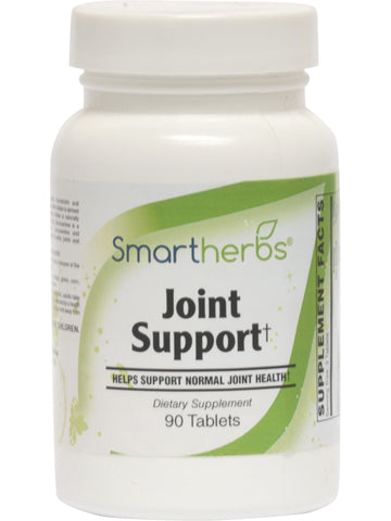 Smart Herbs, Joint Support, 90 tabs