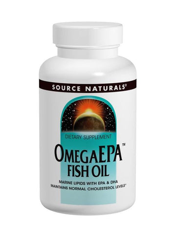 Source Naturals, EPA, 1000mg Omega Fish Oil, 100 softgels