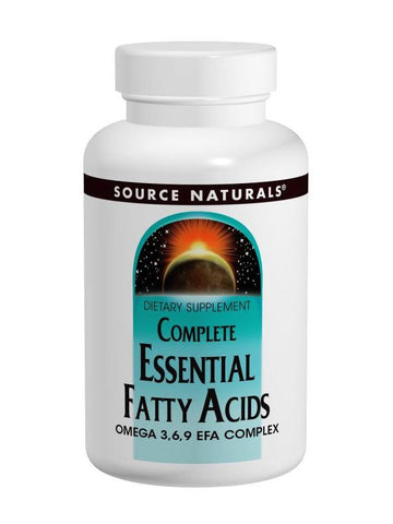Source Naturals, Essential Fatty Acids (Complete), 120 softgels