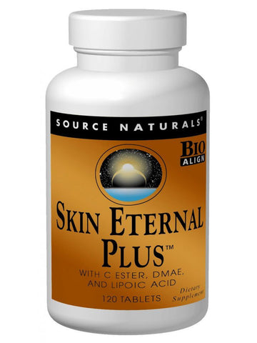 Source Naturals, Skin Eternal Plus Bio-Aligned, 60 ct