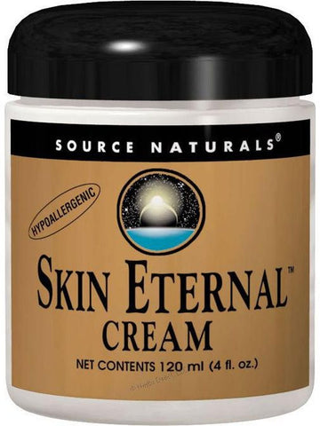 Source Naturals, Skin Eternal Cream Sensitive Skin, 4 oz