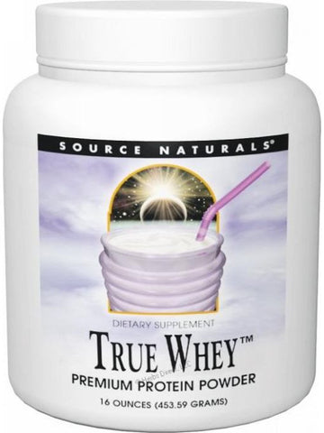 Source Naturals, True Whey, 16 oz