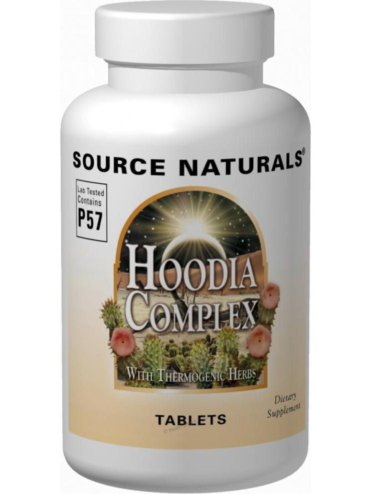 Source Naturals, Hoodia Complex with Thermogenic Herbs, 30 ct