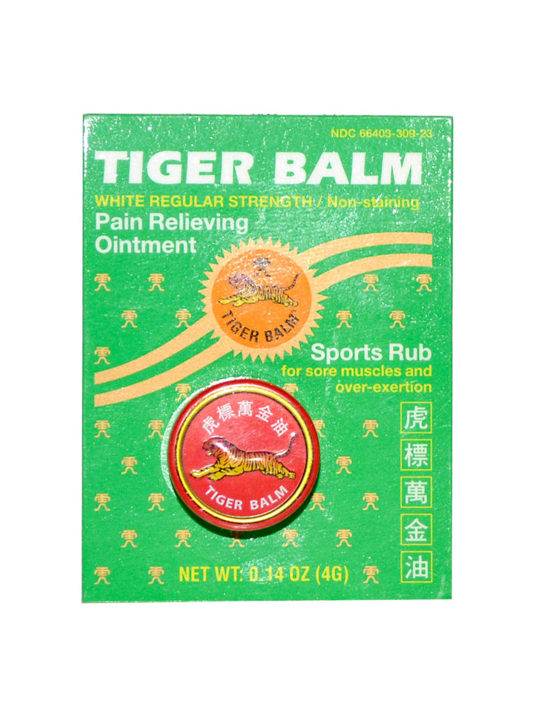 Tiger Balm White, 0.14 oz, Tiger Balm