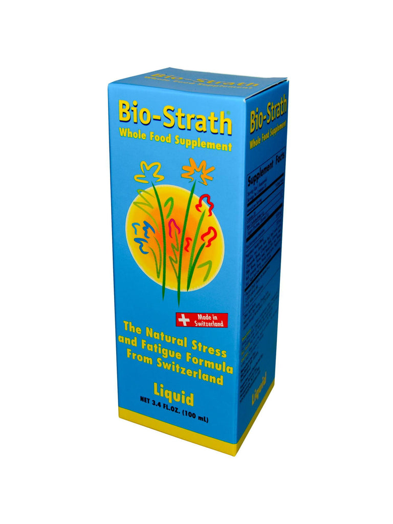 Liquid, 3.4 oz, Bio-Strath