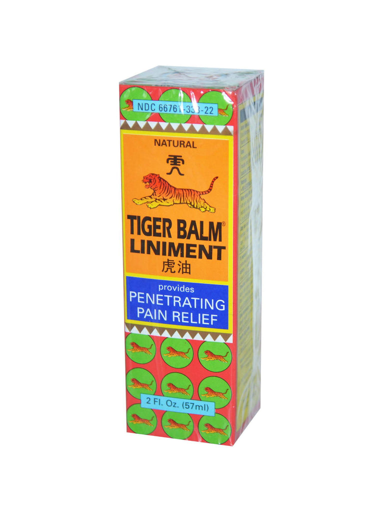 Tiger Liniment, 2 oz, Tiger Balm