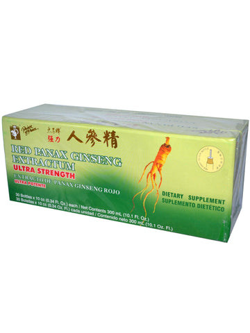 Red Panax Ginseng Extractum, 30 vials, Prince of Peace