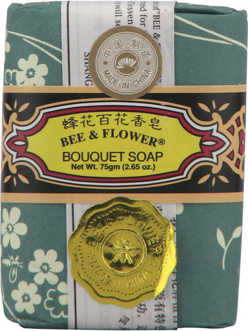 Regular Bouquet Soap, 2.65 oz, Bee & Flower Soap