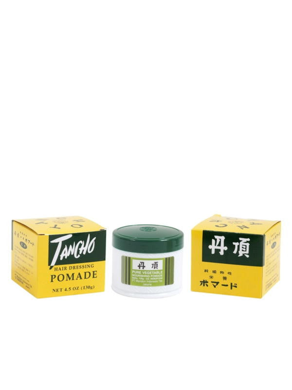 Pomade Hair Dressing, Large, 4.5 oz, Tancho Brand