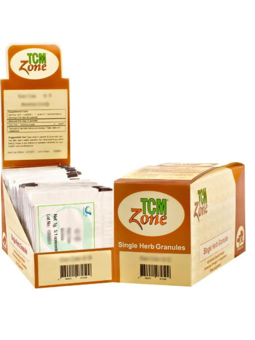 Yin Chen, 40 packets, TCM Zone