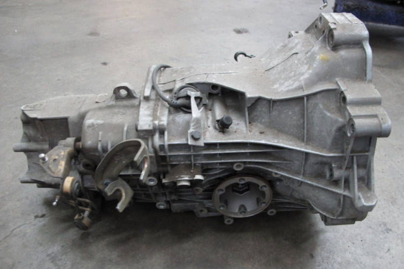 Porsche Boxster Gearbox and transmission
