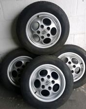 Porsche 944 wheels and tyres
