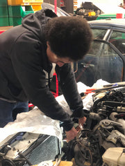 Talal the engine guy