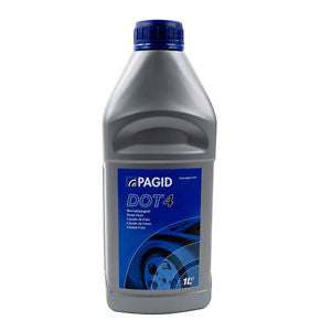 Porsche 924 944 968 Brake fluid, Pagid 1 Ltr, DOT 4 - Porsche Spares UK Ltd