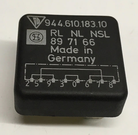 Porsche 944 bridge adapter Relay 94461018310. 944 610 183 10.