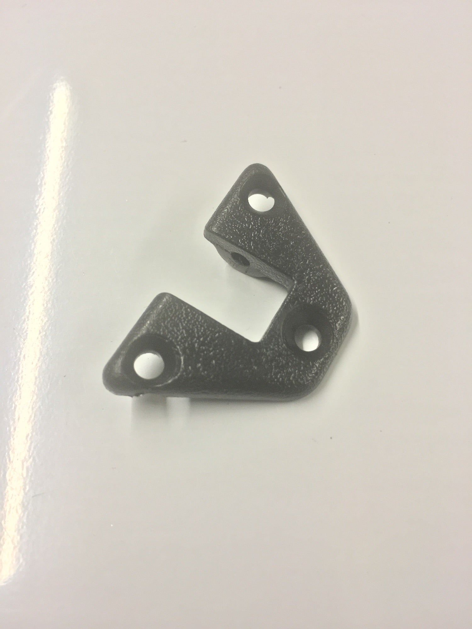 Porsche 924 944 968 sunroof clamp lever hinge retaining bracket mount 477 871 219 ((CB7c)) - Woolies Workshop - Porsche 924 944 spares