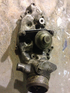 Porsche 944 2.5 water pump 944.106.124 3R used. - Woolies Workshop - Porsche 924 944 spares