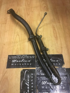 Porsche 944 924S 968 power steering pipe 945 347 447 02 USED - Woolies Workshop - Porsche 924 944 spares