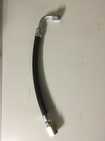 Porsche 924 fuel accumulator to fuel line hose pipe 477 209 047 B ((CB44)) - Woolies Workshop - Porsche 924 944 spares