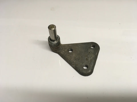 Porsche 924/944/914 pop-up headlight pivot bracket. Threaded side. 91475027110. ((LB12a)) - Woolies Workshop - Porsche 924 944 spares