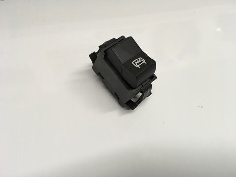 Porsche 924/944 early Rear heated screen switch. 133 959 621. ((Ref LB17a ))