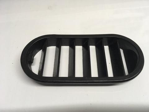 Porsche 924/944/968 door aperture air vent grill trim. 477819175. ((Ref LB16))  477 819 175 - Woolies Workshop - Porsche 924 944 spares