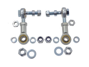 Porsche 924/944/968 stabilizer rear axle anti roll bar drop links (rec) 477511051A ((recept)) - Woolies Workshop - Porsche 924 944 spares