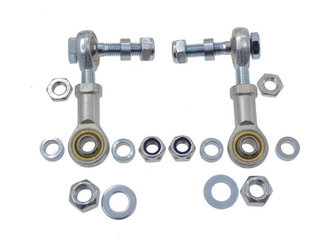 Porsche 924/944/968 stabilizer rear axle anti roll bar drop links (rec) 477511051A ((LB216)) - Woolies Workshop - Porsche 924 944 spares