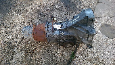 Porsche 924 2.0 manual 5 speed gearbox transmission 79-85 - Woolies Workshop - Porsche 924 944 spares