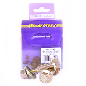 Porsche 924 & S, 944 (82-85) PowerAlign Camber Bolt Kit (12mm). - Woolies Workshop - Porsche 924 944 spares