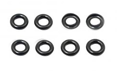 Porsche 924S 944 8x O-ring for fuel injectors (set of 8) Cayenne, Boxster 996, 964, 993 - Porsche Spares UK - Porsche 924 944 spares