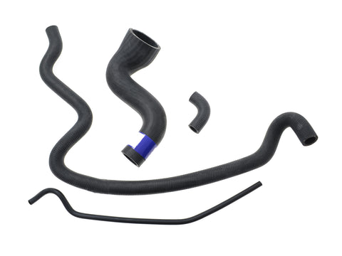 Porsche 924S (all) 944 (82-85) set of 4 coolant hoses for 2.5 engine. NEW - Woolies Workshop - Porsche 924 944 spares
