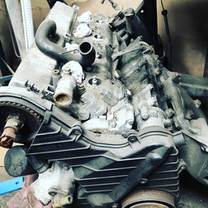 Porsche 944 2.5 8 valve engine (T/Oak-auto) - Woolies Workshop - Porsche 924 944 spares