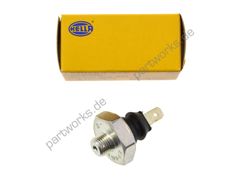 Porsche 356 911F/G / 914-6 Oil switch Original Hella oil pressure switch - Woolies Workshop - Porsche 924 944 spares