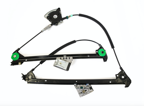 Porsche 911 / 996 Boxster / 986 Window regulator for LEFT - new - 996 542 075 04 - Woolies Workshop - Porsche 924 944 spares