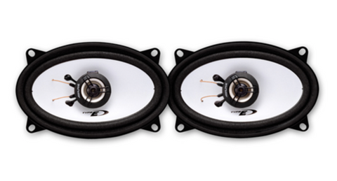 Porsche 924 944 door speakers (pair) Alpine, new. (Rec) - Woolies Workshop - Porsche 924 944 spares