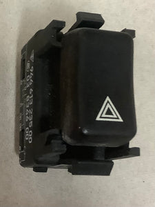 Porsche 944 hazard light switch 94461323500. 944 613 235 00  ((Ref LB19))