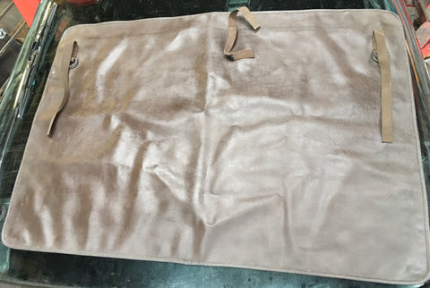 Porsche 924 / 944 brown sunroof bag / cover. ((Ref2)) - Woolies Workshop - Porsche spares