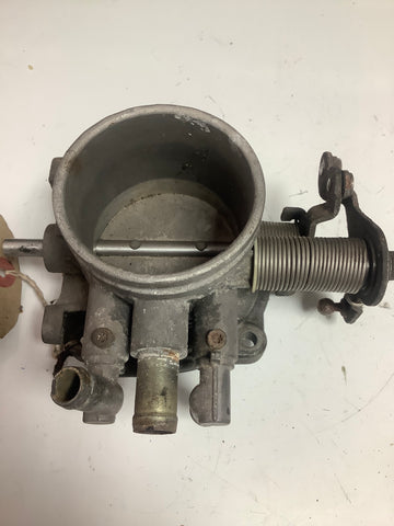 PORSCHE 944S2. Throttle body. 944 110 025 0. (Green 6). - Woolies Workshop - Porsche 924 944 spares