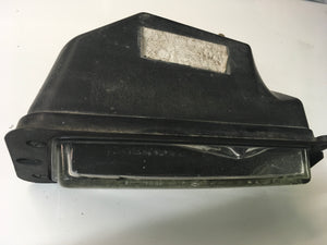 Porsche 944/924 N/S spot / high beam light. 944631477  (hella.) ((Green 5)) - Woolies Workshop - Porsche 924 944 spares