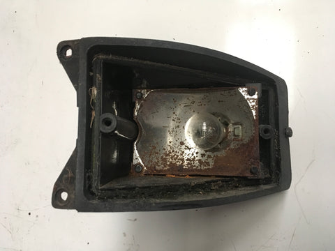 Porsche 924 front indicator body right (USED) 477 953 044 ((GREEN 11)) - Woolies Workshop - Porsche 924 944 spares
